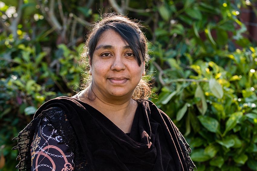Ambia Khatun - Trustee