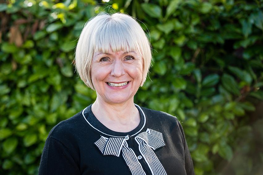 Carol Ann reed - The Bridge Manager