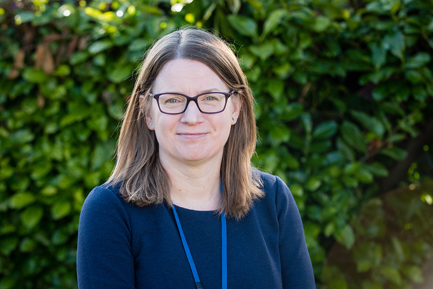 Cath Pearson - Finance and Business Planning Manager
