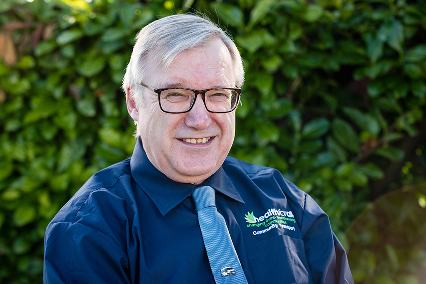 Norman Mann - Transport manager