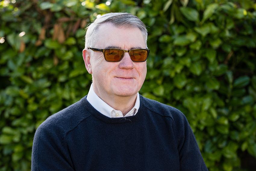 Tim McSharry - Trustee