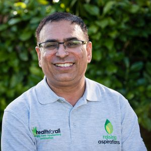 Vikrant Bhatia - Young People and Families Manager