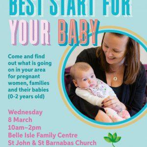 Best Start for Your Baby leaflet
