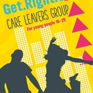 Care leavers leaflet
