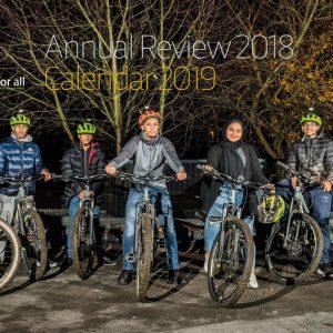 Health For All Calendar 2019 cover