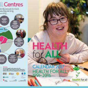 Health for All Calendar Timeline 2017