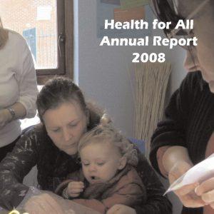 HfA Annual Report 2008