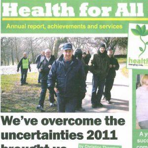 HfA Annual Report 2011