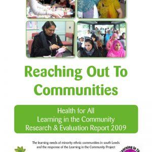 HfA LITC report 2009 cover