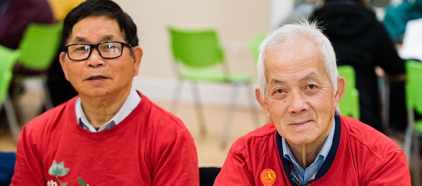 Two Chinese Elders